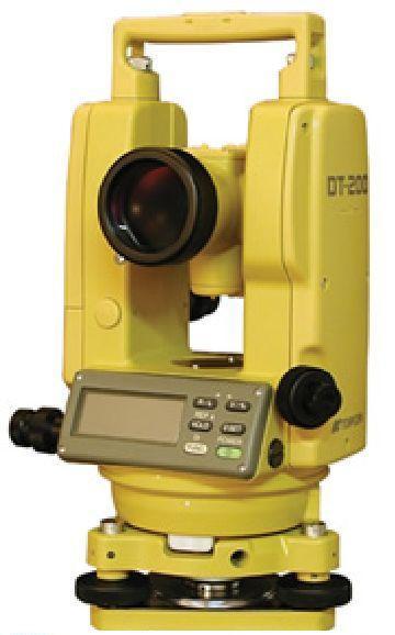DT-209 elektronischer Digitaltheodolit