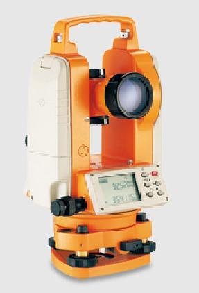 FET405K Elektronischer- Theodolit