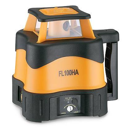 FL 100 HA, vollautomatischer HZ-Laser