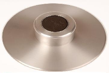 Standplatte mit Magnet