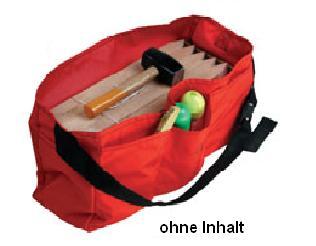 Transporttasche für Holzflöcke bis 1.000 mm