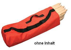 Transporttasche für Holzpflöcke bis 550 mm