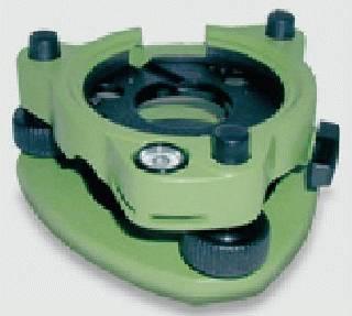 AJ 10-D grün Dreifüße schwarz