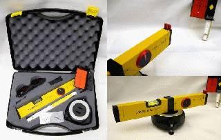 70 L-P+L Set im Koffer mit integriertem Laser
