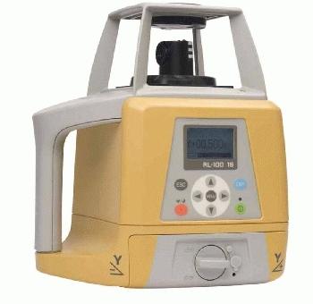 RL-100 1S-Easy Control System mit Empfänger und Fernanzeige