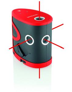 Lino P5  5-Punkt-Laser