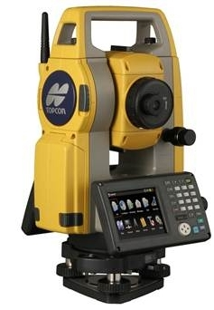ES-100  Reflektorlose Totalstation