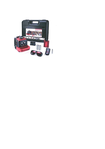 Roteo 20HV der ideale Rotationslaser für Einsteiger