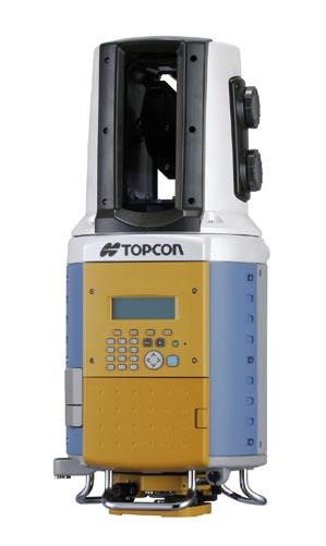 GLS-1500 mit Scan Master Software