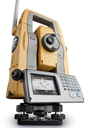 PS-100 Power Station, Robotik-Totalstation