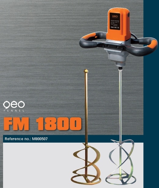 Rührwerk FM 1800