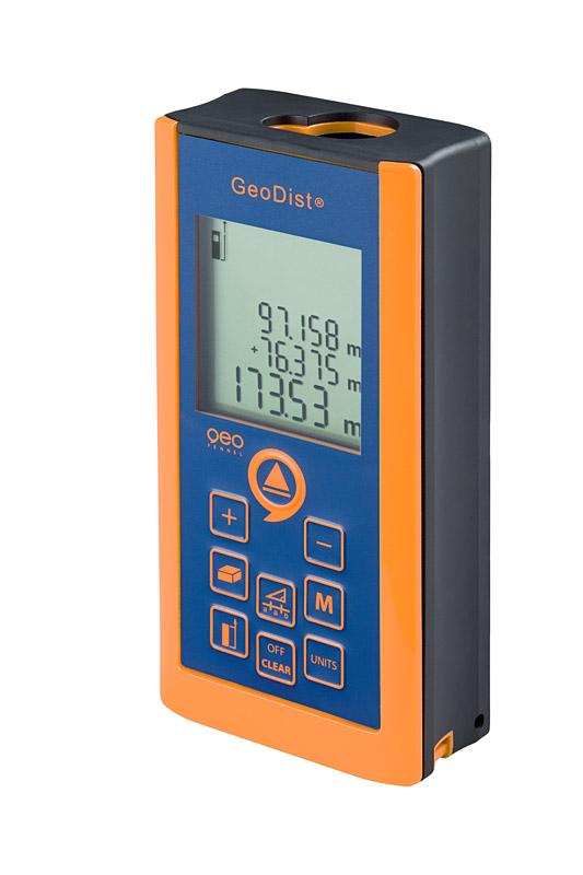 GeoDist®, Lasereentfernungsmesser