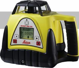 Rugby 260SG Laser im Koffer