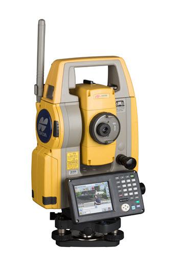 DS-200i Robotik- Totalstation mit Bildgebung